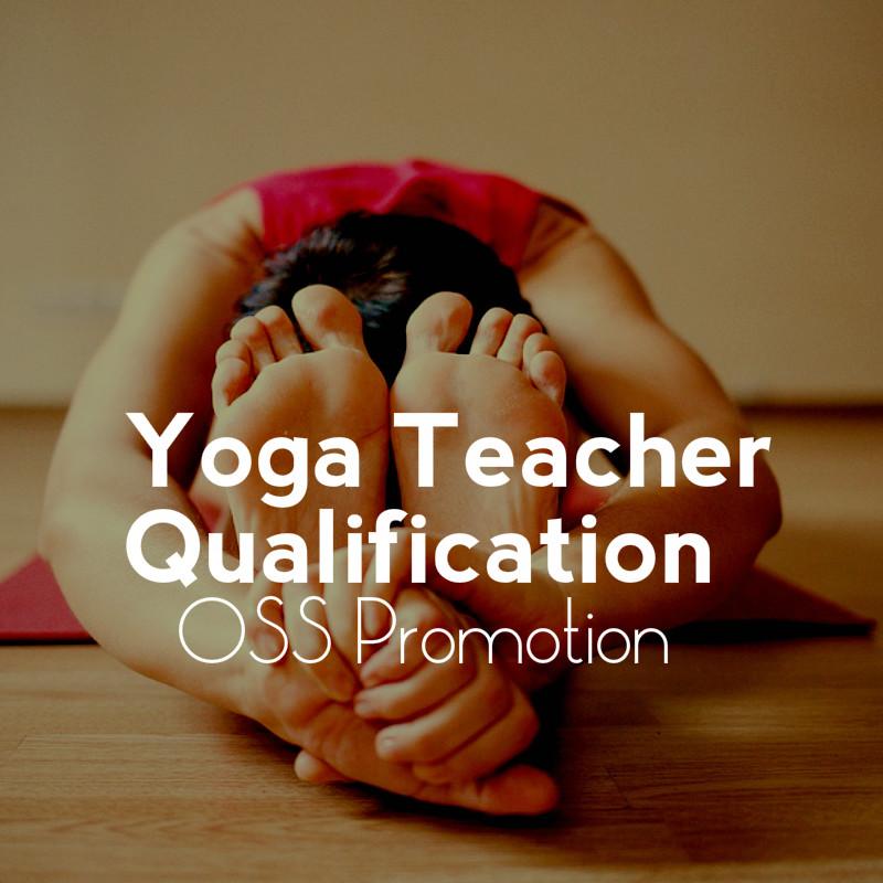 OSS Yoga Teacher Courses