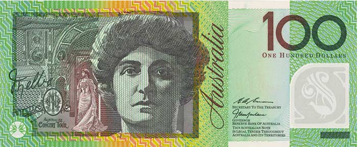 $100note