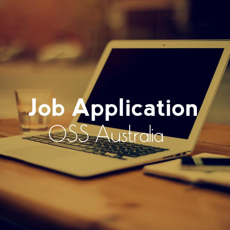 Job Application For Australia
